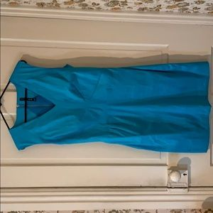 Blue dress for spring/summer